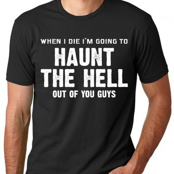 Haunting Shirt | Trick or Treat Shirt
