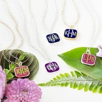 Bezel Monogram Collection