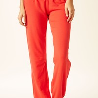 ROLL OVER SWEAT PANT