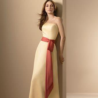 Alfred Angelo Bridesmaid Dress Style 6540