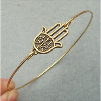 Elegant Hand Bangle Bracelet