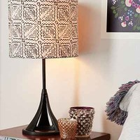 4040 Locust Mattas Drum Lamp Shade-