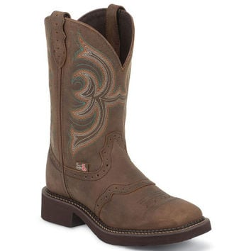 L9984 Women's Gypsy Western Justin Boots from Bootbay, Internet's Best Selection of Work, Outdoor, Western Boots and Shoes.