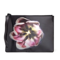 CHRISTOPHER KANE | Lenticular Blooming Lily Clutch | Browns fashion & designer clothes & clothing