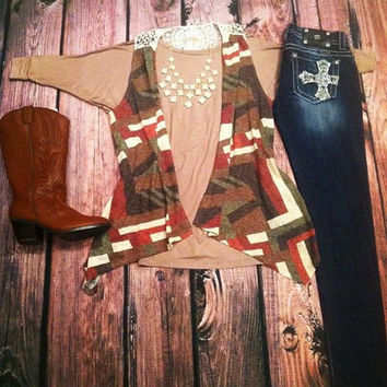 """""""Country Flair"""" Vest"""