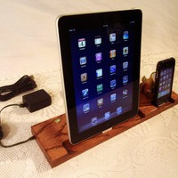 DUAL Unit - IPad - IPhone - IPod - .. on Luulla