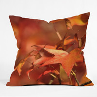 Lisa Argyropoulos Rustic Throw Pillow