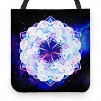 Unicorn Space Ring Tote