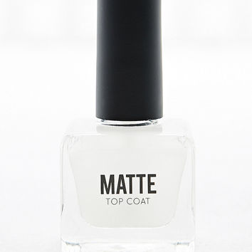 Matte Top Coat Nail Polish - Urban Outfitters