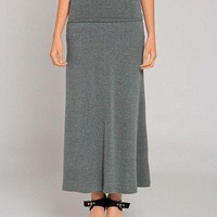 Lounging Maxi Skirt