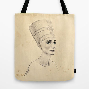 Ancient Tote Bag by eDrawings38 | Society6
