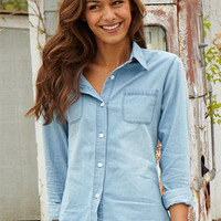 Cora Denim Shirt