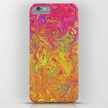 Fluid Colors G262 iPhone & iPod Case by MedusArt | Society6