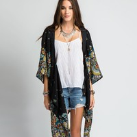 O'Neill SAWYER KIMONO TOP from Official US O'Neill Store