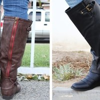 Bunch O Riding Boots! Multiples Styles + Colors