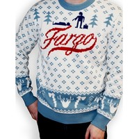 Fargo Knit Sweater