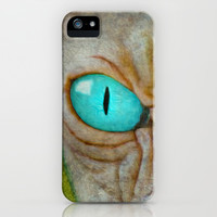 Sphynx iPhone & iPod Case by BruceStanfieldArtist.DarkSide