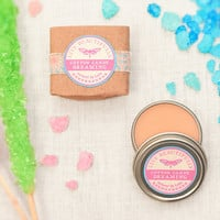 Lip Balm, Cotton Candy Dreaming - Super Sweet and Fruity - All Natural