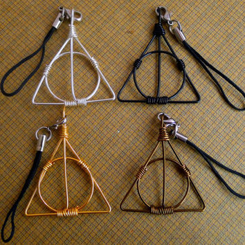 1 Deathly Hallows Mobile Strap