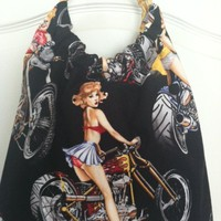 Belle Handbag- Hot Wheels on Luulla