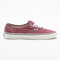 Washed Authentic Vans