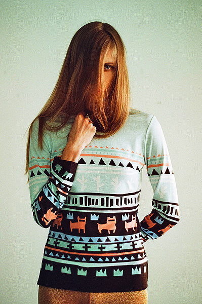 Mint Tribe sweatshirt