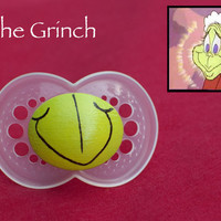 LIMITED EDITION- The Grinch Pacifier
