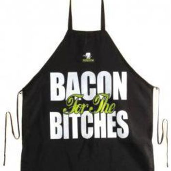 ROCKWORLDEAST - Epic Meal Time, Apron, Bacon For The Bitches
