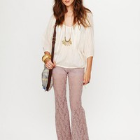 Free People Undersea Lace Pant