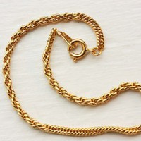 Supermarket: Simple Gold Bracelet from Diament Jewelry