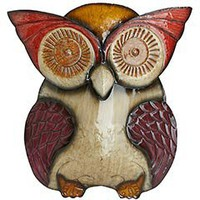 Pier 1 Imports - Product Details - Wise Owl Wall Decor