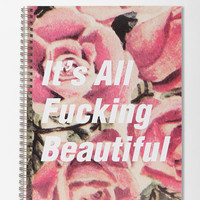 Spiral Notebook - Beautiful