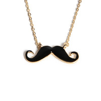 Like a Sir Necklace