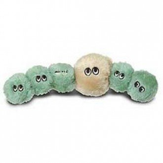 Giant Microbes Plush Toy Algae | X-treme Geek