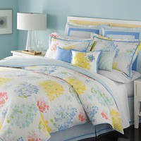 Martha Stewart Collection Bedding, Mademoiselle 6 Piece Duvet Cover Set - Martha Stewart Collection - Bed & Bath - Macy's