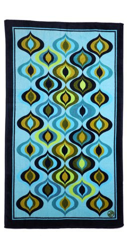 Jonathan Adler Waves Beach Towel | SHOPBOP