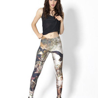 Call of Napoleon Leggings | Black Milk Clothing