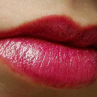 Hot Pink Lipstick - SWEET VENOM Mineral Lipstick - Fuchsia with Black Undertones