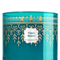 3-Wick Candle Topaz Waters