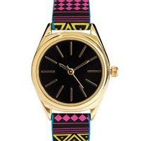 ASOS Aztec Bright Watch at asos.com
