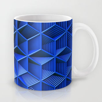 It's Blue Mug by Lyle Hatch