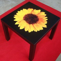 Sunflower table OR wall hanging