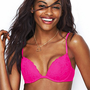 Heartbreaker! Push-up Plunge Bra - Victoria&#x27;s Secret Pink - Victoria&#x27;s Secret