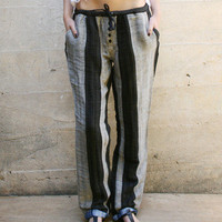 Beach Pant in Slub By Ace & Jig