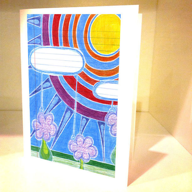 6 Blank Greeting Cards on Luulla