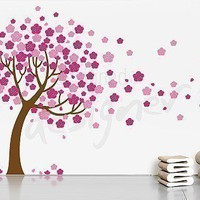 Kids Nursery Vinyl Wall Sticker Decal Art  by designedDESIGNER