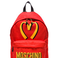 Special Edition Capsule Fast Food Backpack in Red & Yellow