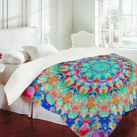 DENY Designs Home Accessories | Lisa Argyropoulos-Geometria-Duvet Cover