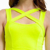 Crossing Tank Top