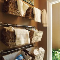 DIY / Craft Supply - 12 Ways to Decorate Your Walls - Photos - MyHomeIdeas.com
